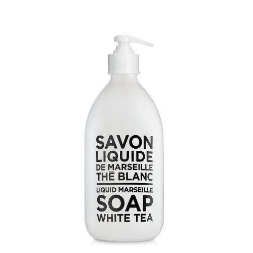 Liquid Marseille Soap 16.9 fl. oz. - White Tea