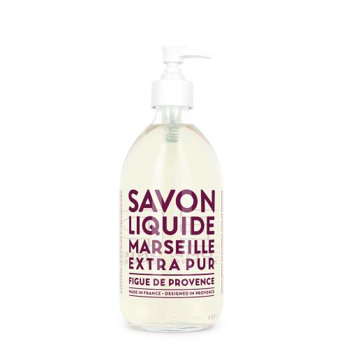 Liquid Marseille Soap 16.9 fl. oz. - Fig of Provence