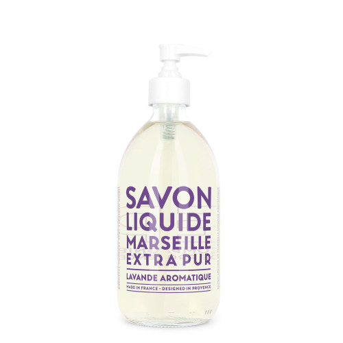 Liquid Marseille Soap 16.9 fl. oz. - Aromatic Lavender