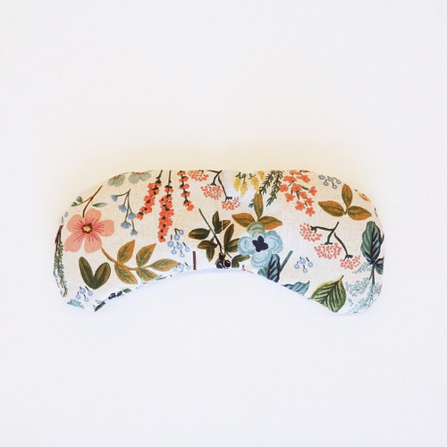 Eye Mask Therapy Pack WILDFLOWER (Rifle Paper Co Print)