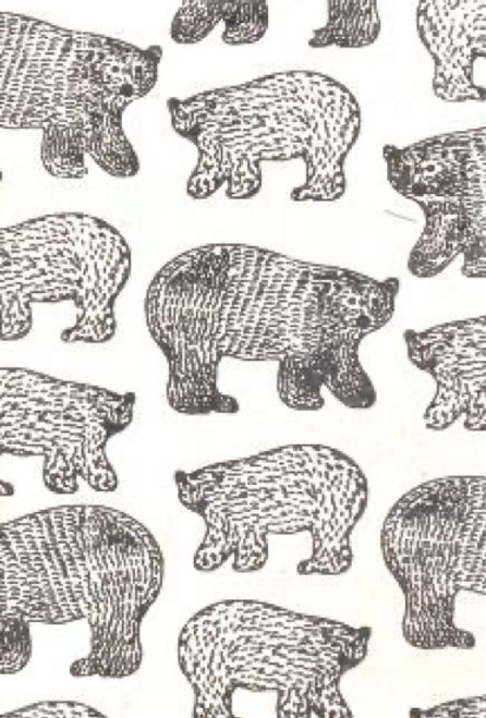 Bear Notebook Journal
