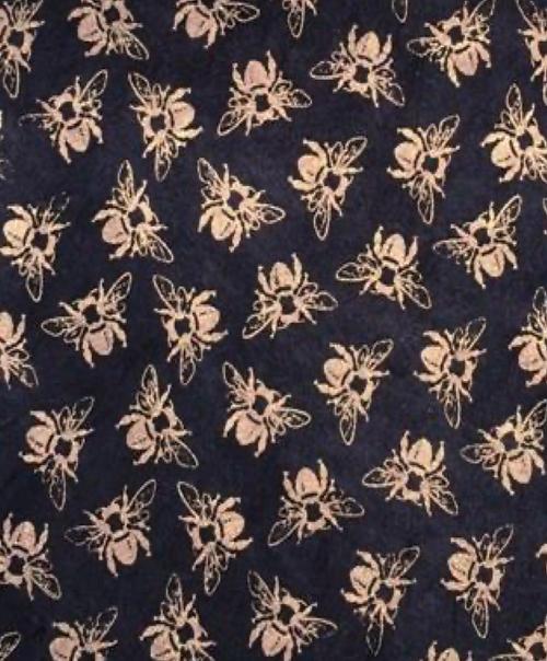 "Bee Black Paper Wrap (per 30"" x 20""sheet)"