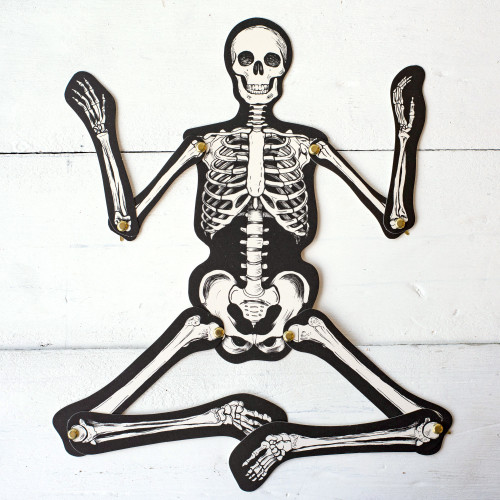 Articulated Skeleton Table Accent (Pack of 1)