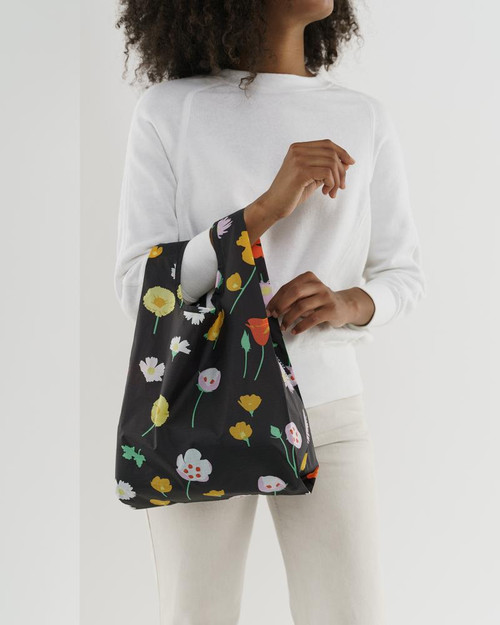 Baby Baggu in Desert Wildflower limited edition with Plant Planet