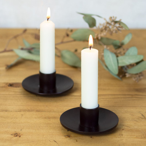 "4"" Mini Taper Candle (Pack of 4)"