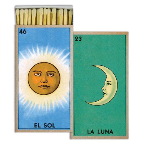 El Sol and La Luna (The Sun and The Moon) Matches