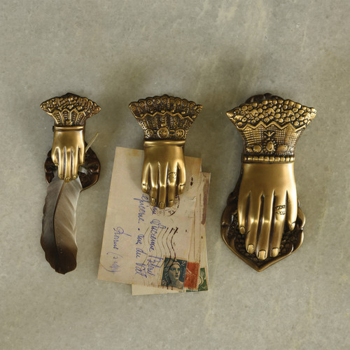 Brass Hand Clip (Assorted Sizes)