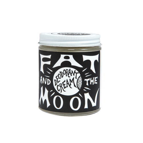 6oz Deodorant Cream by Fat And The Moon