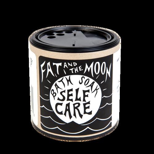 6oz Self Care Bath Soak by Fat And The Moon