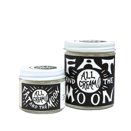 6oz All Cream by Fat And The Moon