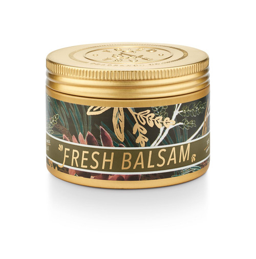 Fresh Balsam Small Candle Tin
