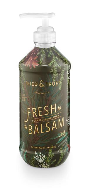 11.8 oz Balsam & Cedar Liquid Hand Wash