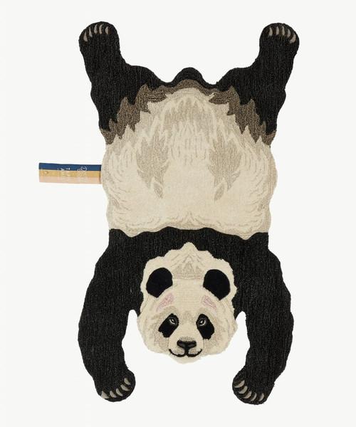 Plumpy Panda Animal Rug in Large