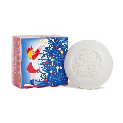 Swedish Dream Merry Christmas God Jul Soap