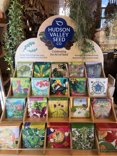 Hudson Valley Seed Company (select one - assorted seed packs)