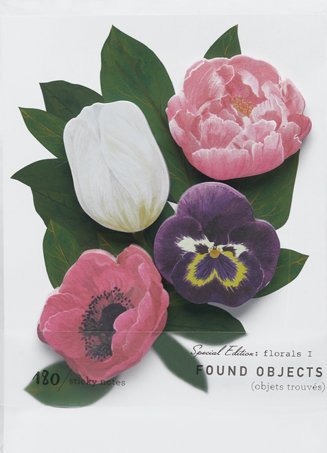 Found Objects: Florals I.