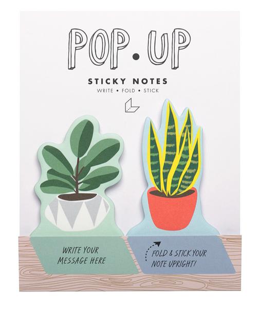 House Plant Pop Up Sticky Note