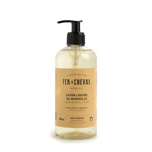 Genuine Marseille Liquid Hand Soap UNSCENTED
