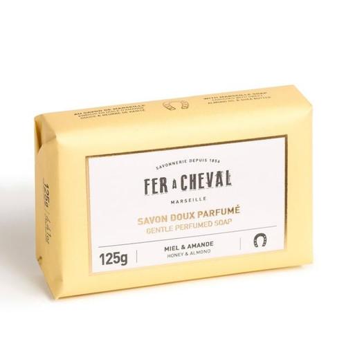 Gentle Perfumed Soap Bar - Honey & Almond 125g