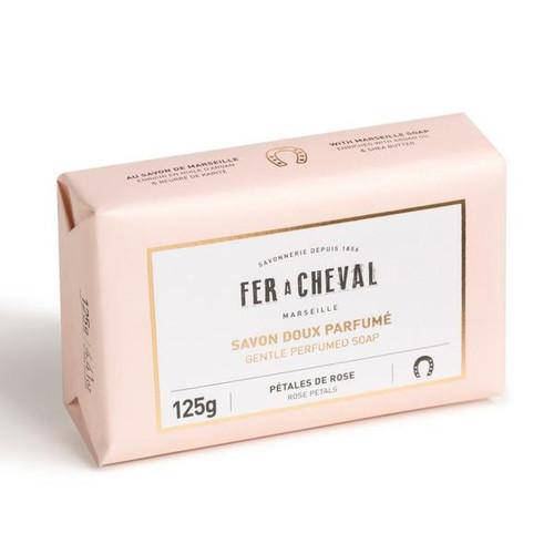 Gentle Perfumed Soap Bar - Rose Petals 125g