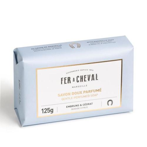 Gentle Perfumed Soap Bar - Seaside Citrus  125g