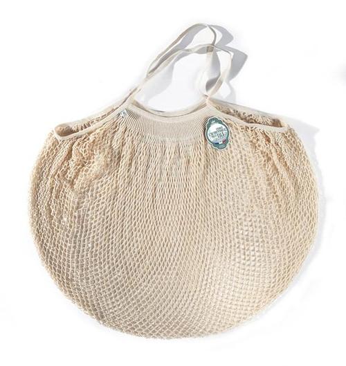 Filt LARGE Net Bag (Beach / Laundry) in WHITE