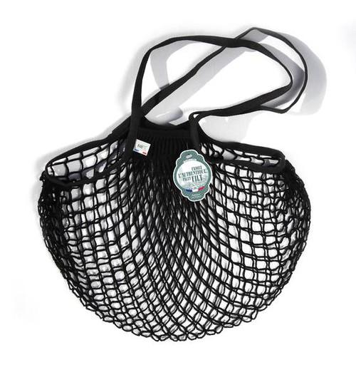 Filt MEDIUM Net Bag (Shopper) in BLACK