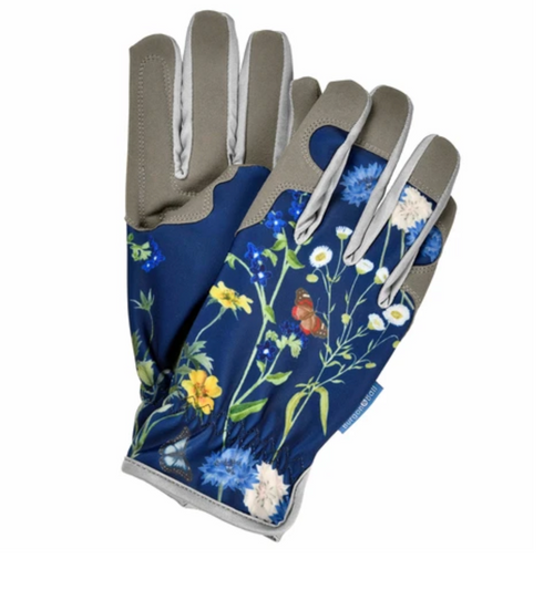Burgon & Ball British Meadow Gloves (one size)