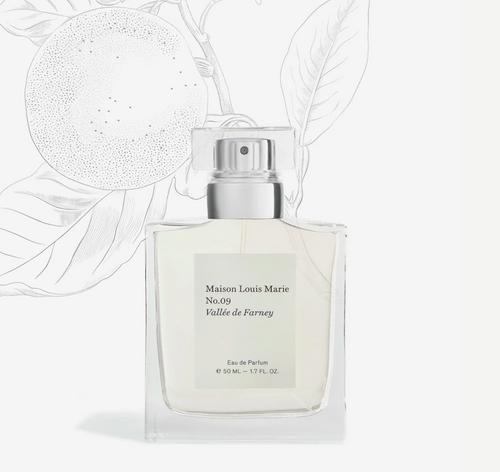 Eau de Parfum No.09 Vallee de Farney