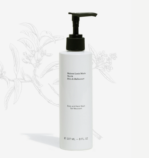 Body and Hand Wash No.04 Bois de Balincourt