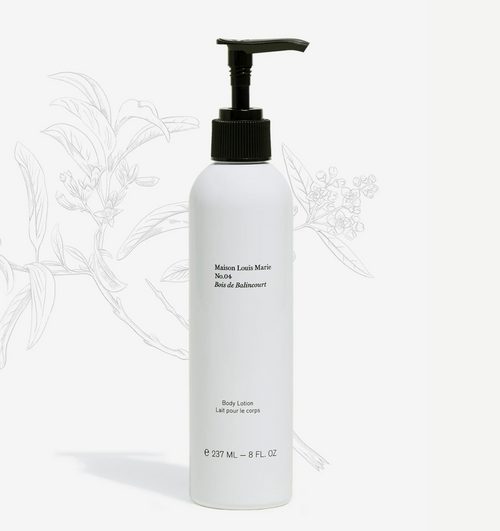 Body and Hand Lotion No.04 Bois de Balincourt