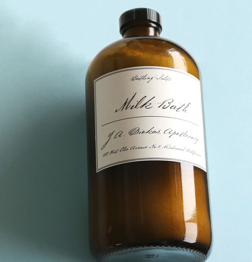 Apothecary Milk Bath 32 oz (approx. 10 Bath)