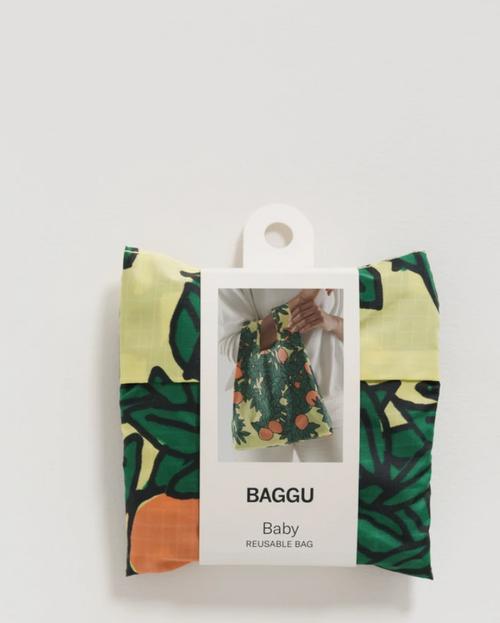 Baby Baggu in Orange Tree