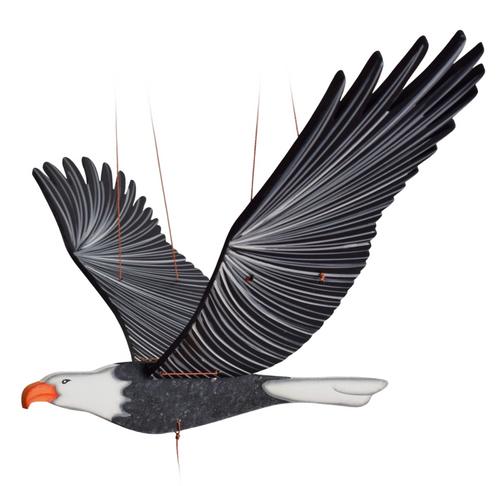 American Bald Eagle Flying Bird Mobile