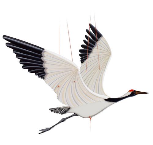 Crane Flying Bird Mobile