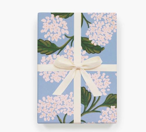 "Hydrangea Wrapping Sheets - 3 Sheets 19.5"" x 27"""