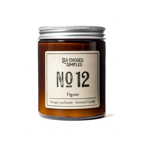 No. 12 Figuier (Fig) Full Size Candle