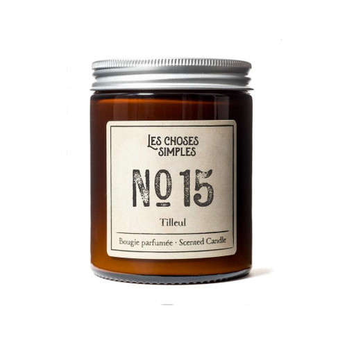 No. 15 Tilleul (Linden Tree)Full Size Candle