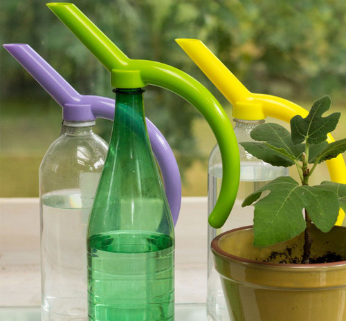 Eco Watering Spout in Yellow