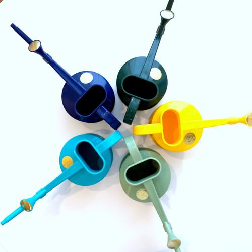 Haws Handy Indoor 1 Pint Plastic Watering Can in Multi Colors