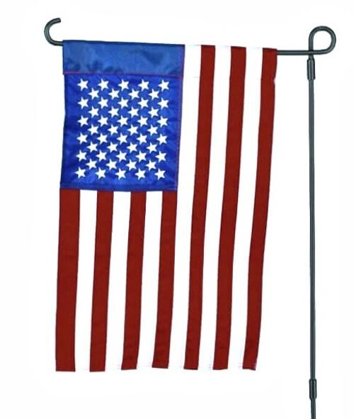 """American Garden Flag 12"""" x 18"""""""