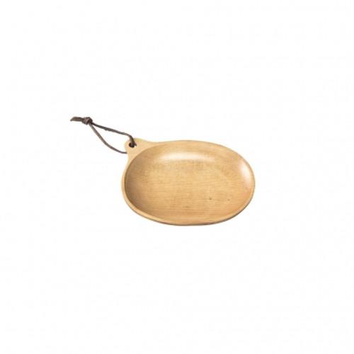 Birch Oval Small Plate