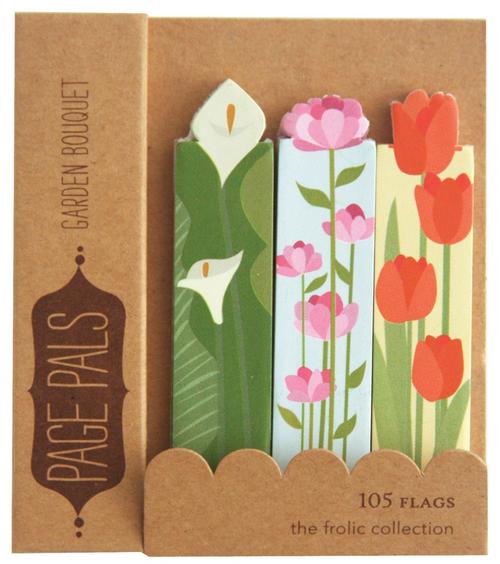 Garden Bouquet Page Pals