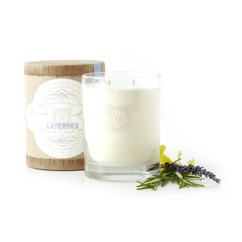 Lavender 2 Wick Candle