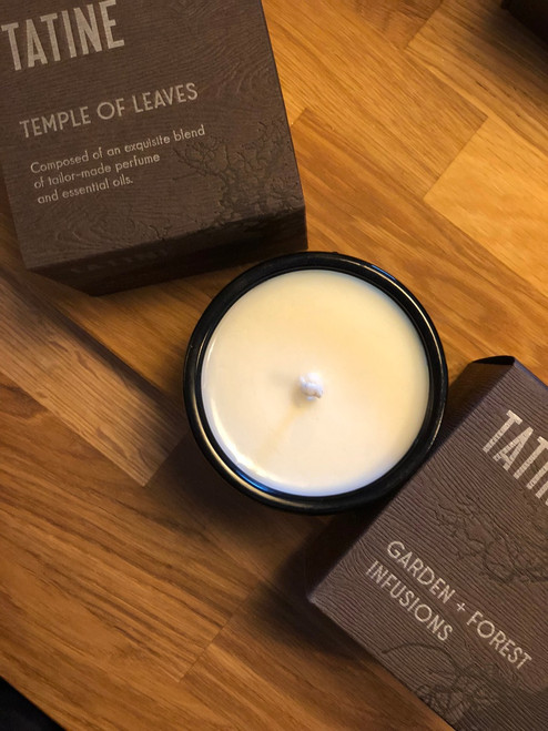 Garden + Forest Infusions Temple of Leaves Candle
