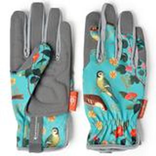 Flora & Fauna Garden Gloves One Size
