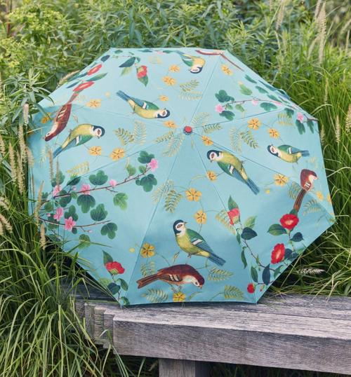 Flora & Fauna Compact Umbrella