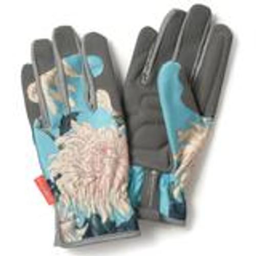 Chrysanthemum Garden Gloves One Size