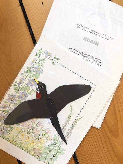Robin Mobile Card