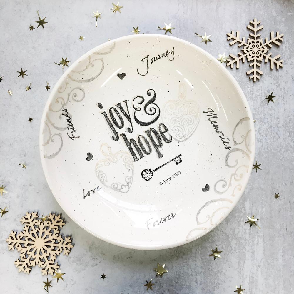 Name Wedding Bowl